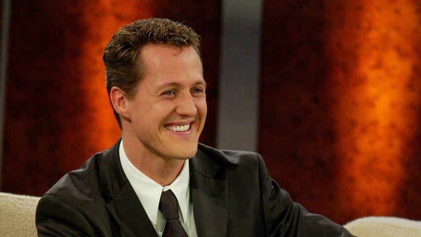 "Michael Schumacher bei ""Wetten, dass..?"""