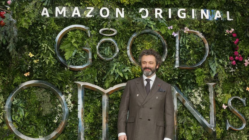 "Michael Sheen bei der ""Good Omens""-Weltpremiere"