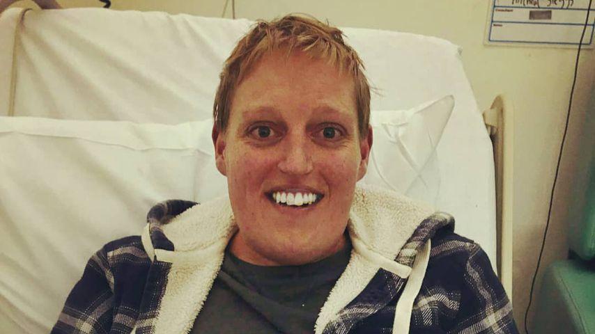 Michael Sleggs im Krankenhaus