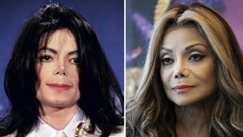 Zu viele OPs? La Toya sieht aus wie Bruder Michael Jackson