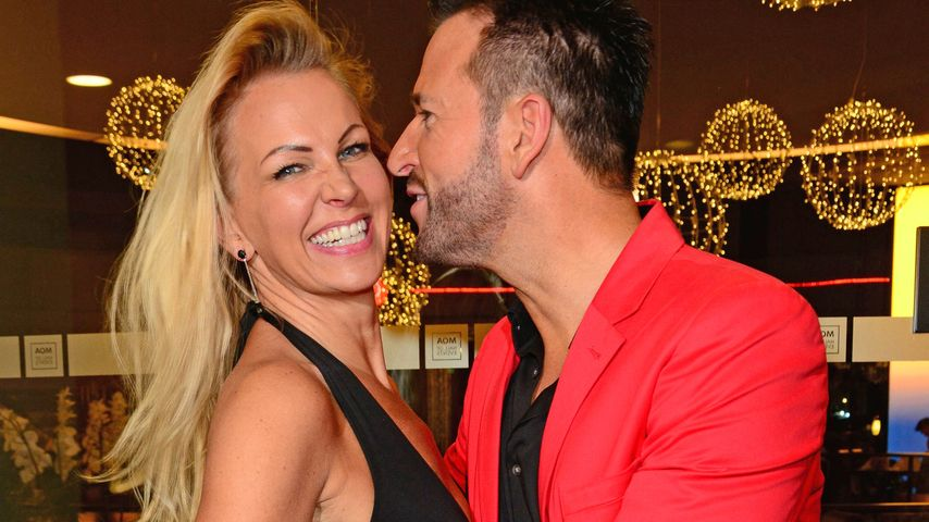 Claudia Norberg und Michael Wendler