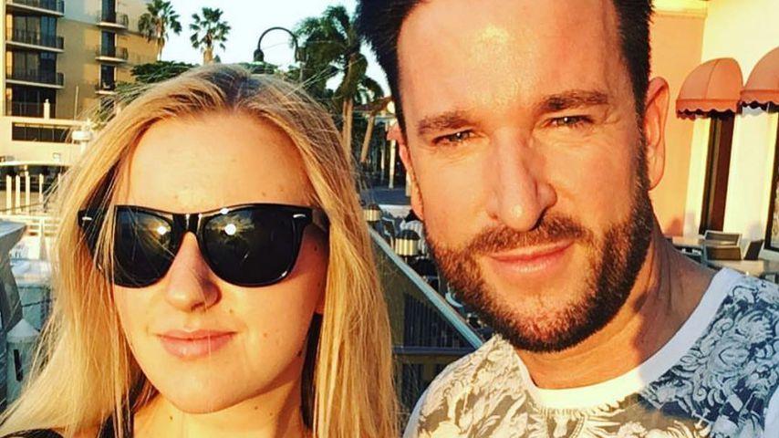 Michael Wendler mit seiner Tochter Adeline