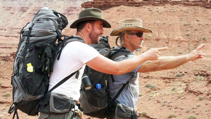 """Michael Wendler und Konny Reimann in """"Konny Goes Wild!"""""""