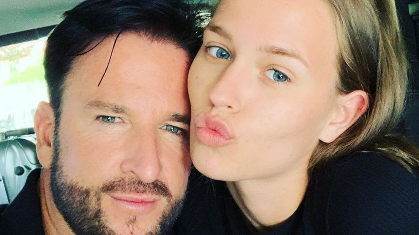 Michael Wendler und Laura Müller im August 2019