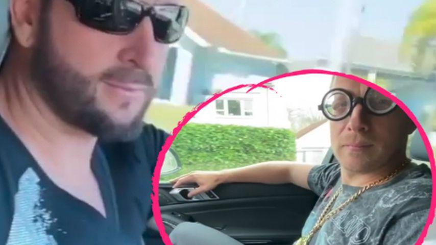Im Truck unterwegs: Oli Pochers Wendler-Parodie geht weiter!