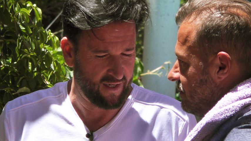 Michael Wendler und Willi Herren im Sommerhaus, 2019