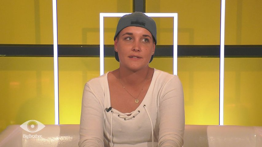 """Michelle bei """"Big Brother"""""""
