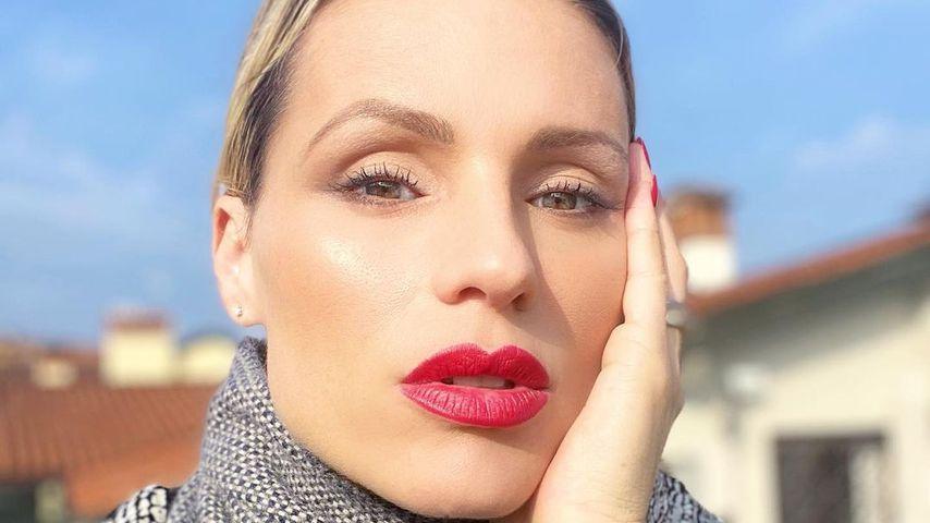 Michelle Hunziker, Model