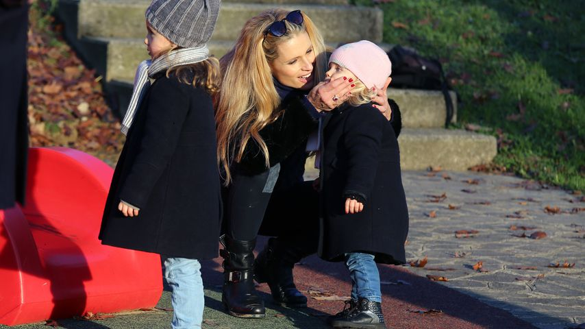 Michelle Hunziker: Sole & Celeste testen Mamas Grenzen aus