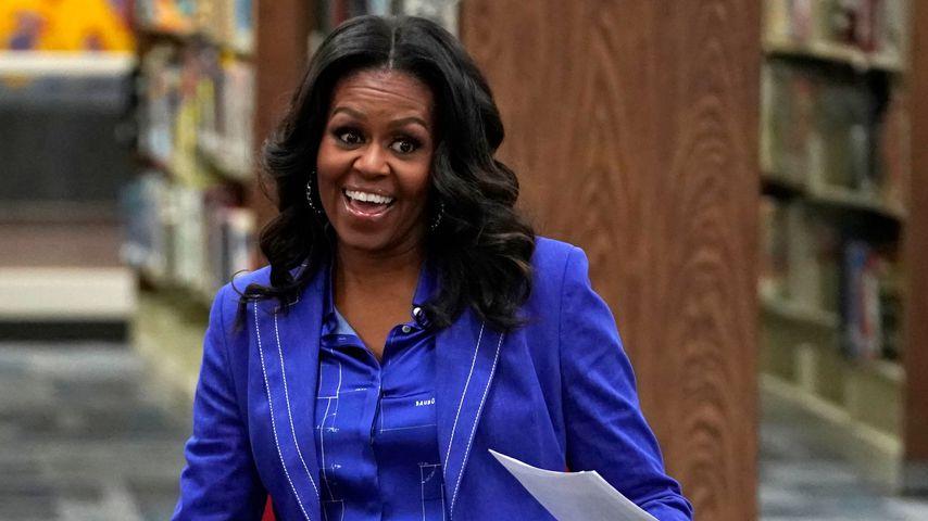 Michelle Obama gibt Herzogin Meghan Tipps fürs Royal-Leben