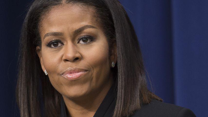 """Michelle Obama bei einem Screening von """"Hidden Figures"""""""