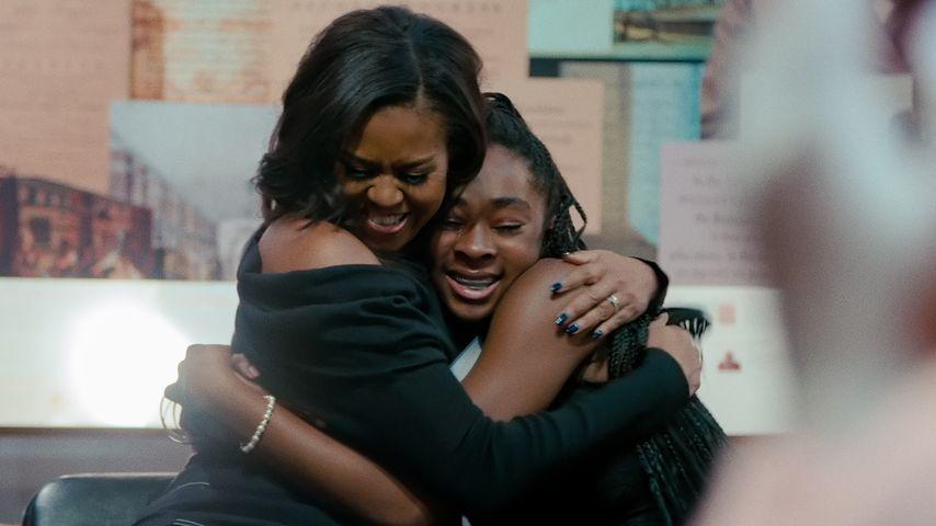 """Michelle Obama in der Netflix-Dokumentation """"Becoming – Meine Geschichte"""""""