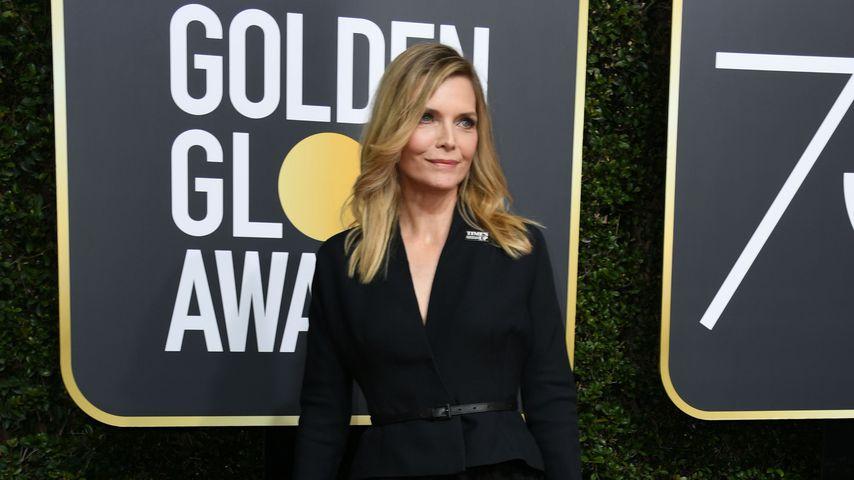 Michelle Pfeiffer bei den Golden Globes 2018