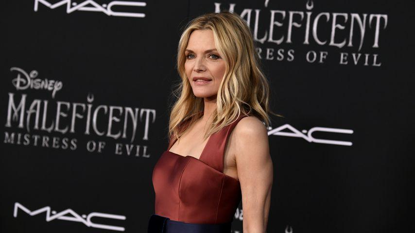 Michelle Pfeiffer im September 2019 in Los Angeles