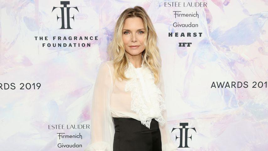 US-Schauspielerin Michelle Pfeiffer im Juni 2019 in New York City