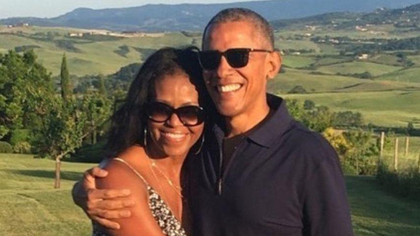 Michelle und Barack Obama, ehemaliges US-Präsidentenpaar