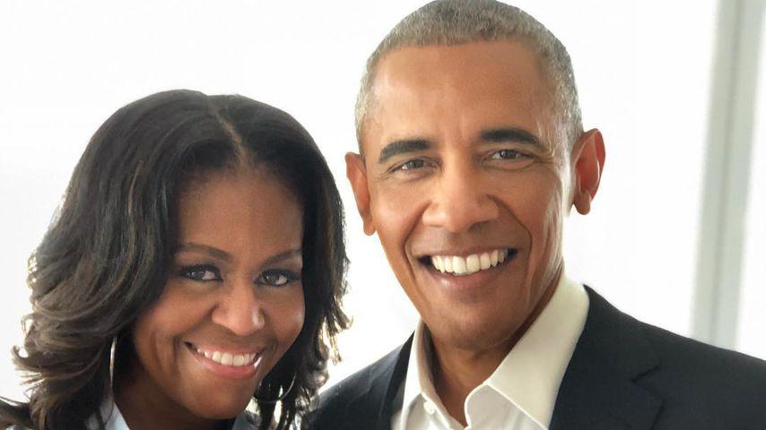Beide Kids sind ausgezogen: Der Ehe der Obamas kam's zugute!