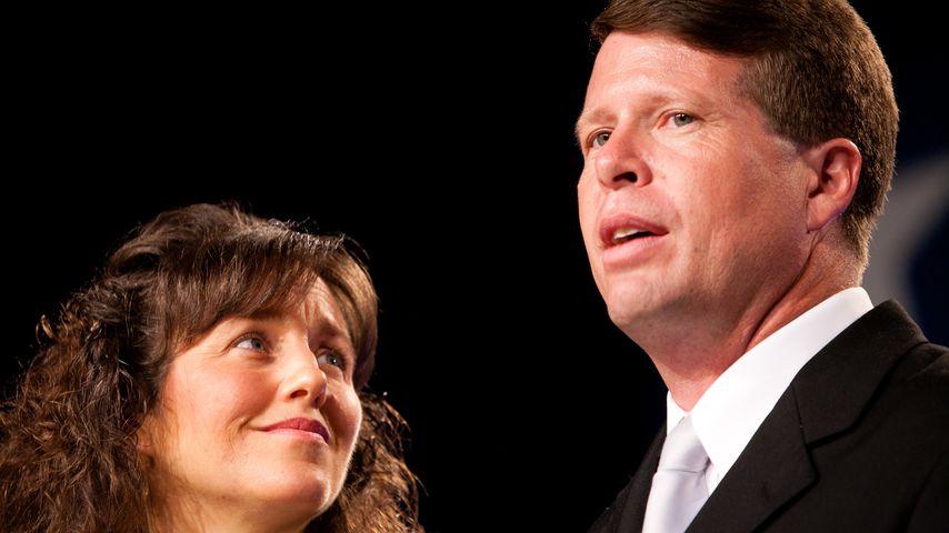 Michelle und Jim Bob Duggar, TV-Stars