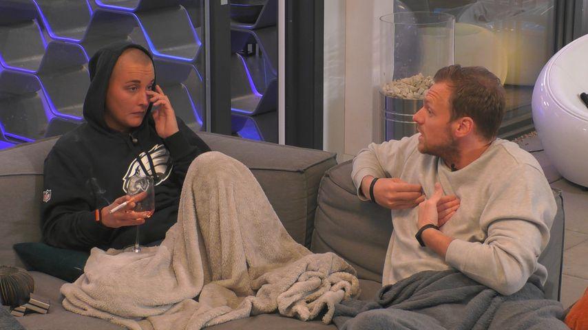 """Michelle und Philipp bei """"Big Brother"""""""