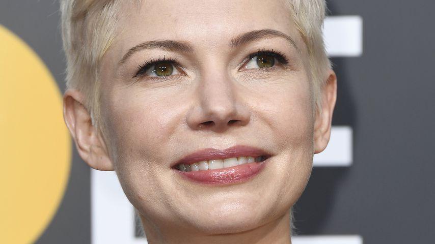 Michelle Williams: Gelb & Beige zu Blond? Na klar!