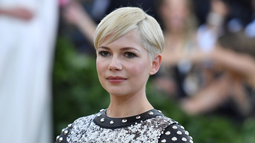 Michelle Williams auf der Met Gala 2018
