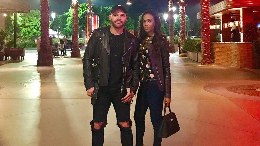 Michelle Williams und Chad Johnson unterwegs in Kalifornien
