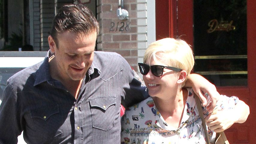 Michelle Williams: Total verknallt in Jason Segel