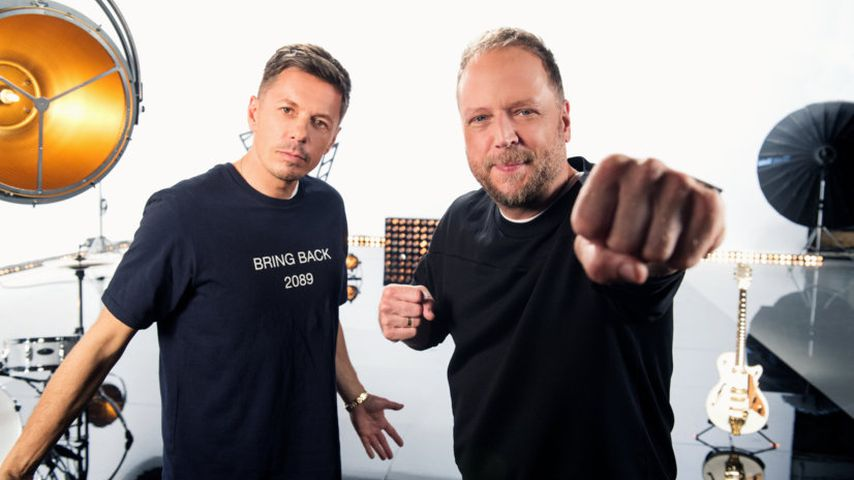 "Michi Beck und Smudo, Coaches bei ""The Voice of Germany"""