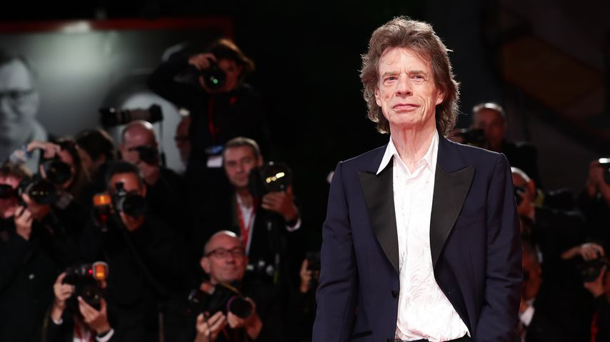 Mick Jagger im September 2019