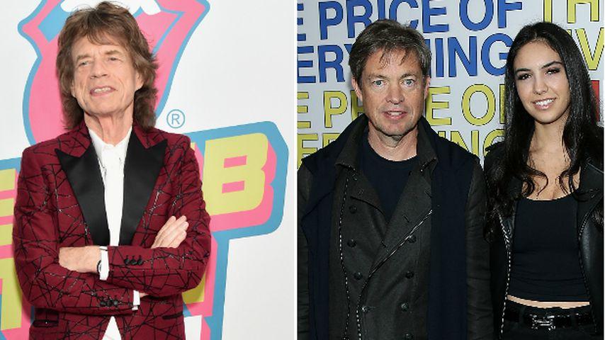 Für Milliardär: Mick Jagger von Freundin (23) verlassen!
