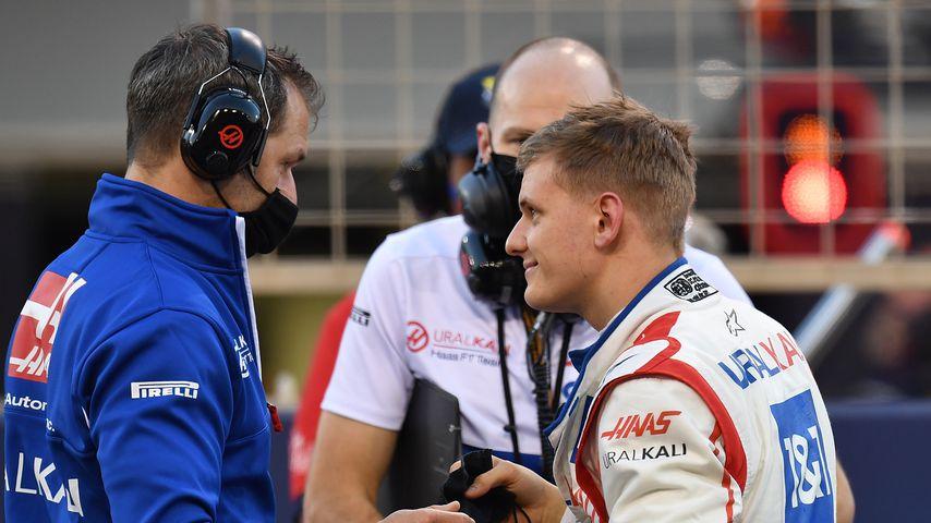 Mick Schumacher beim Großen Preis von Bahrain 2021