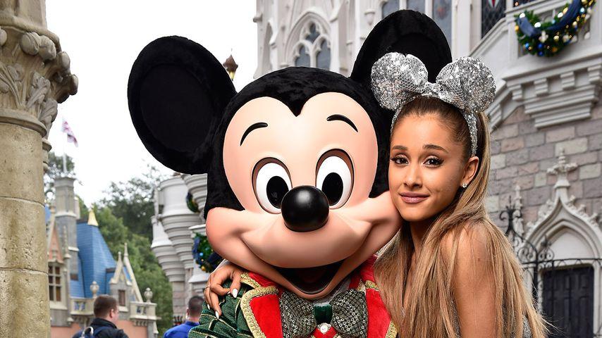 Micky Maus und Ariana Grande im Walt Disney World Resort