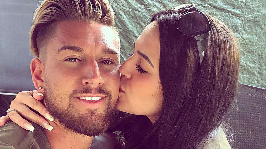 Fake-Trennung? Bald-Eltern Elena & Mike doch wieder in love!