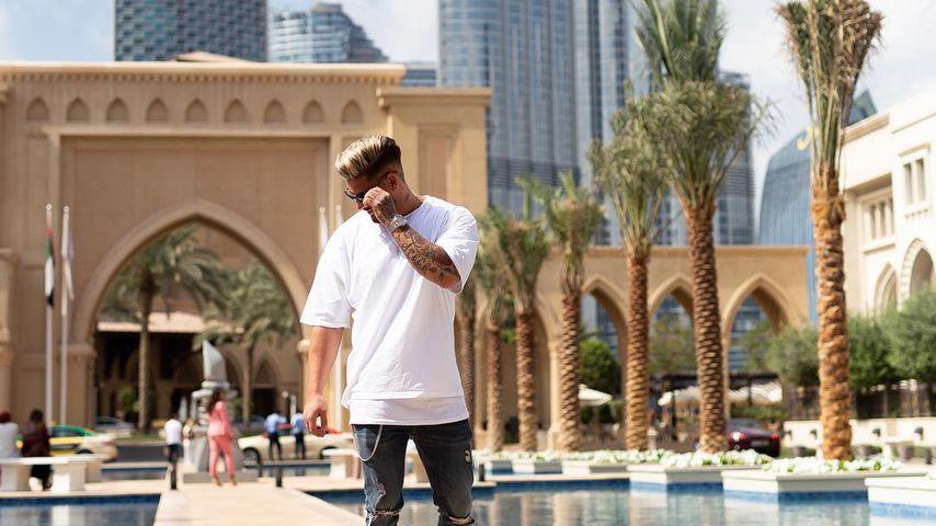 Mike Heiter in Dubai