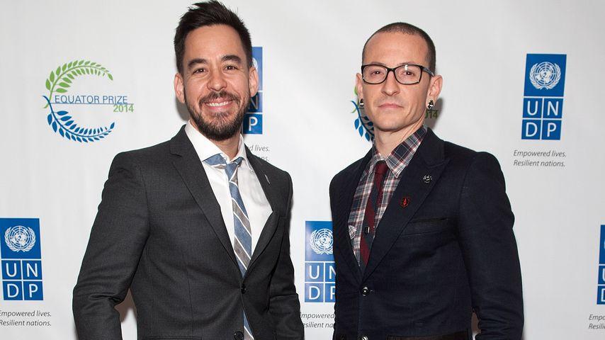 Vor Chesters Todestag: Linkin Park-Mike liebte Eigenheiten