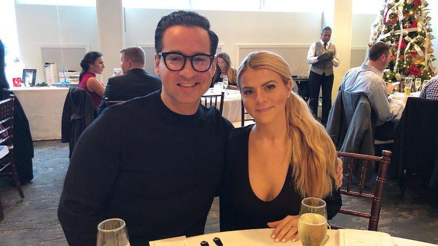 Mike Sorrentino und seine Frau Lauren