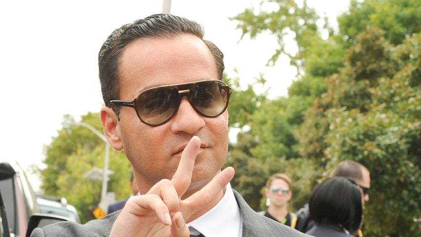 """Jersey Shore""-Star Mike ""The Situation"" muss in den Knast!"