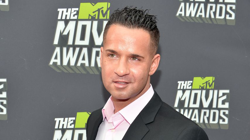 "Mike ""The Situation"" Sorrentino, ""Jersey Shore""-Star"