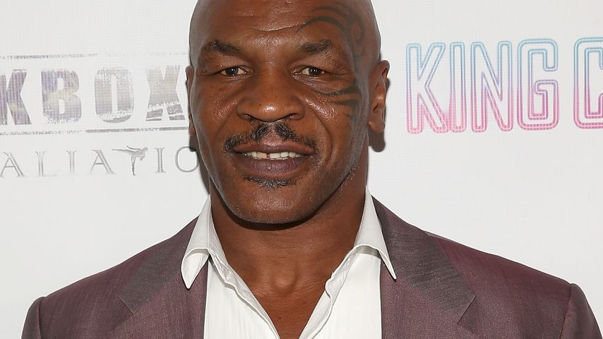 Mike Tyson in Santa Monica
