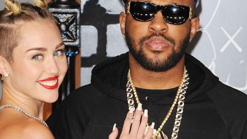 Hat Miley doch keine Affäre mit ihrem Produzenten?