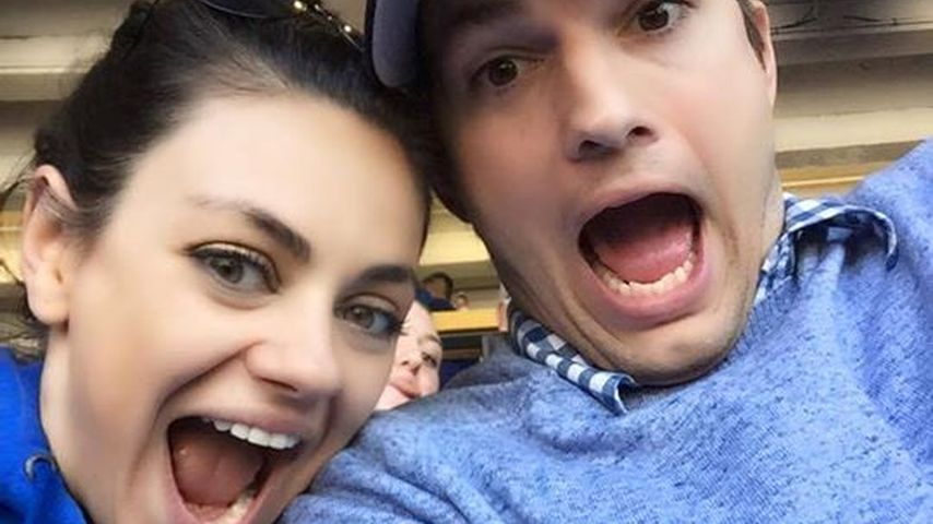 Möhrchen oder Bierdose? Mila Kunis verrät Ashtons Penisgröße