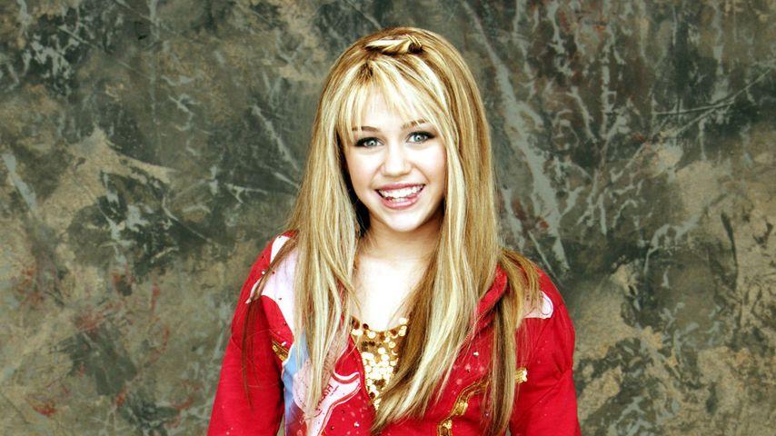 "Miley Cyrus in ""Hannah Montana"""