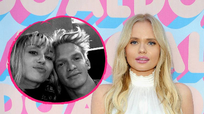 """""""Lieben sie"""": Cody Simpsons Schwester schwärmt von Miley"""