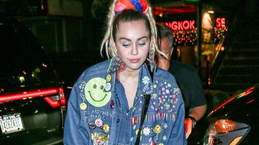 Fotografen sind schuld! Darum meidet Miley Cyrus Red Carpets