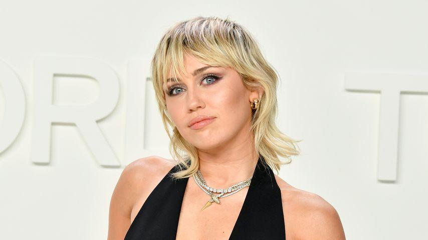 Weder Alkohol noch Drogen: Miley Cyrus seit Monaten clean!