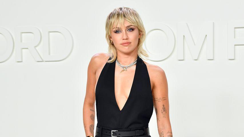 Miley Cyrus im Februar 2020