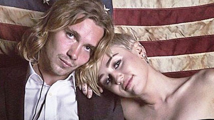 VMA-Geste: Will Miley Cyrus ihr Image aufpolieren?