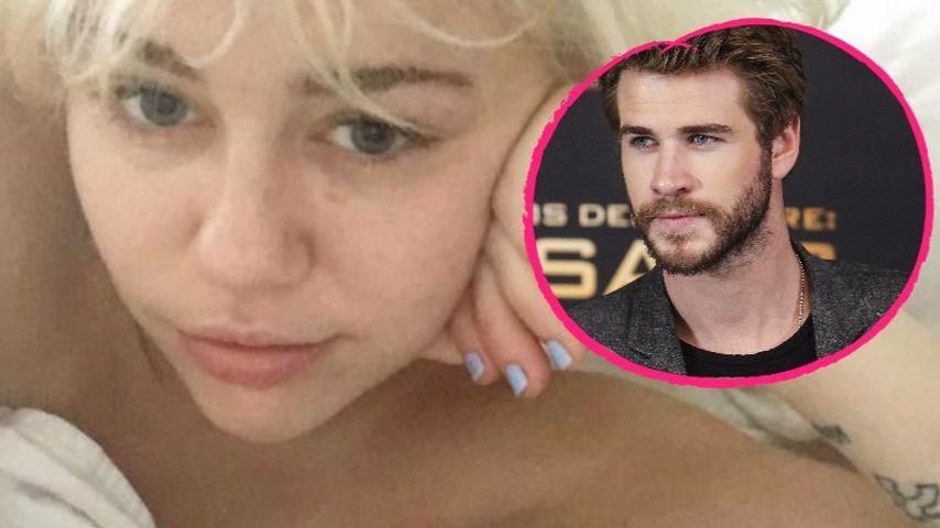 Hochzeit mit Liam naht: Miley Cyrus kriegt kalte Füße!