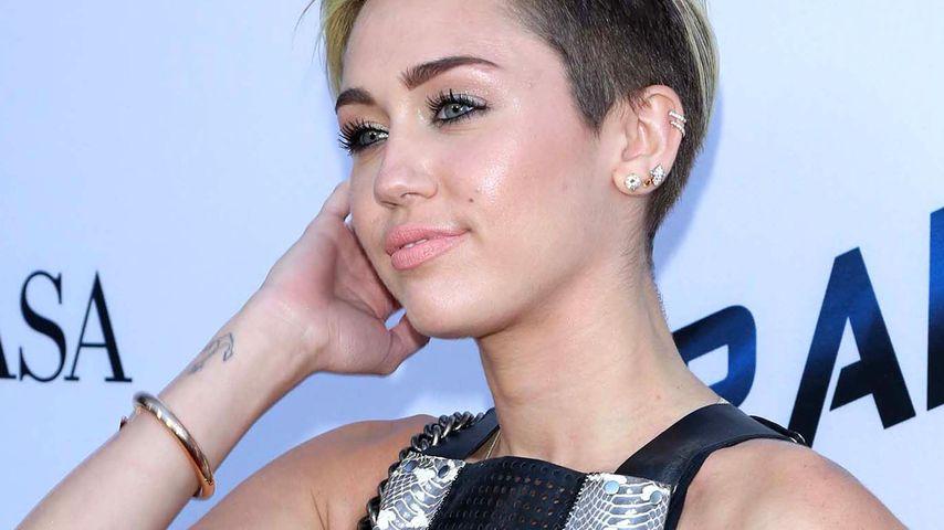 """Reue? Miley Cyrus: """"Ich werde sowas nie mehr tun!"""""""