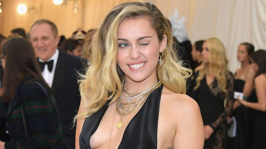 Miley Cyrus bringt noch diese Woche einen neuen Song raus!